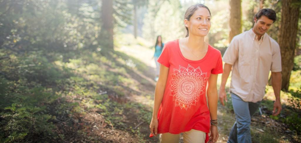 Forest Bathing Tahoe